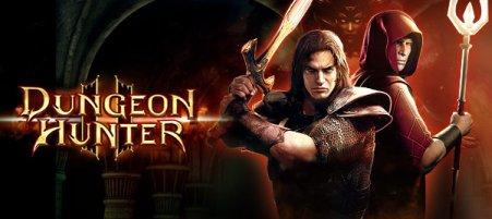 dungeon hunter gameloft 3d game