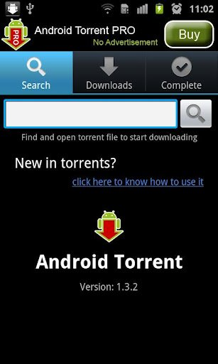 atorrent client for android