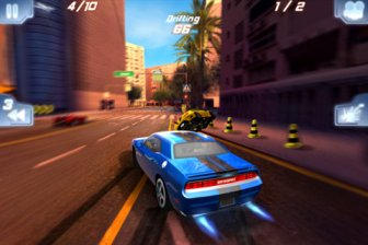 fast five 3d game for ipad
