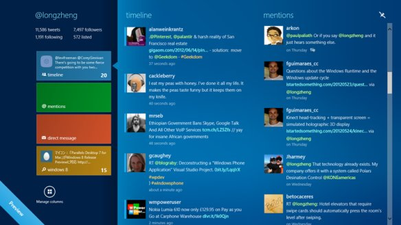 metrotwit windows 8