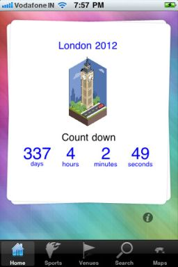 2012 london games offline