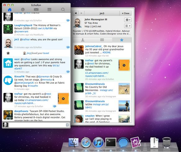 echofon twitter app for mac