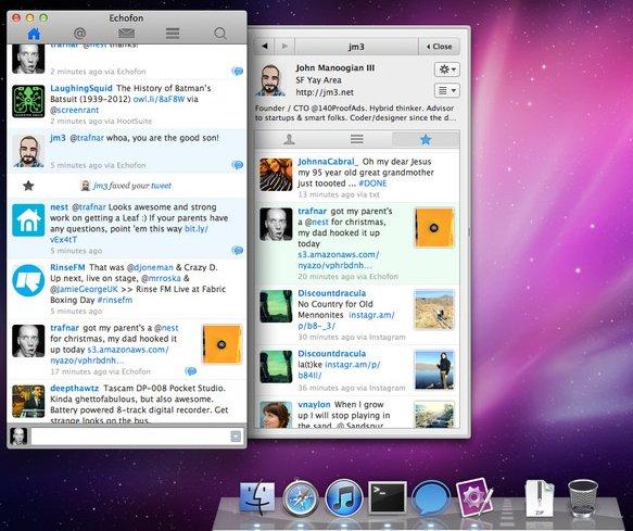 echofon twitter app for mac
