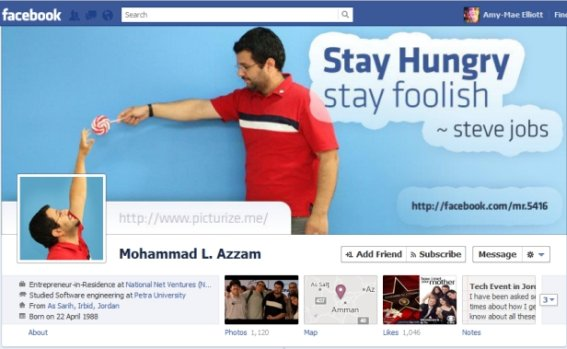 fb timeline cover design