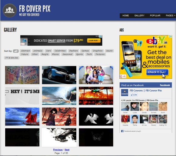 fb cover template download
