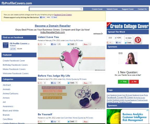 fb profile covers photos