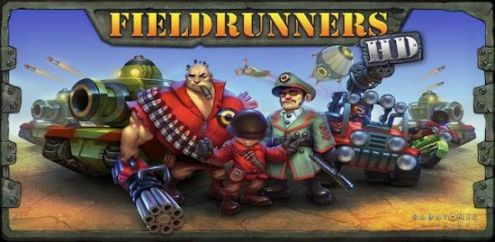 fieldrunners hd android game