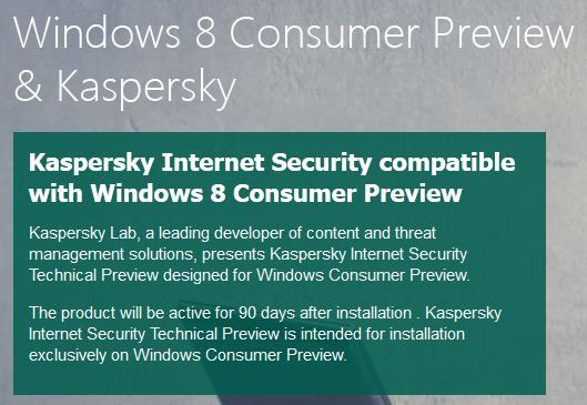 kaspersky best antivirus for windows 8