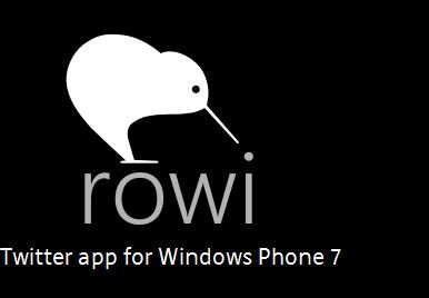 rowi for windows 8