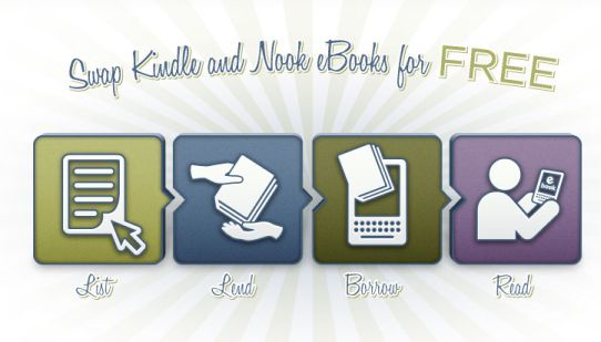 share kindle fire ebook