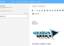 add email signature in outlook.com