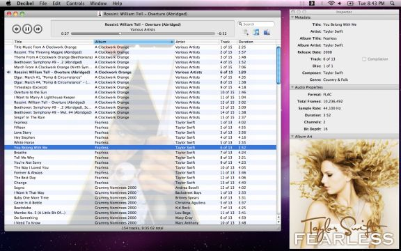 decibel paid music player for mac