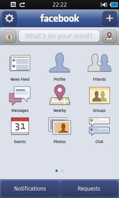 facebook bada app