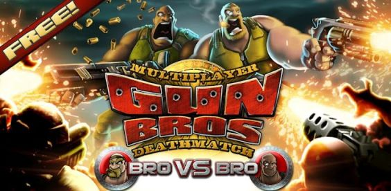 gun bros free multiplayer game