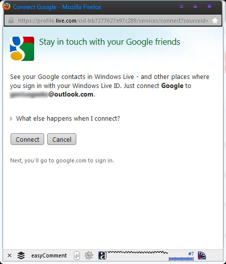 import gmail contact to outlook 2
