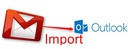import gmail contacts to outlook