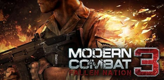 modern combat multiplayer game