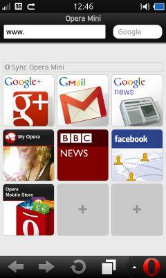 opera mini for bada