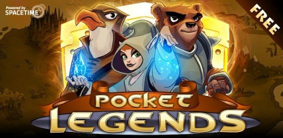 pocket legends multiplayer android game