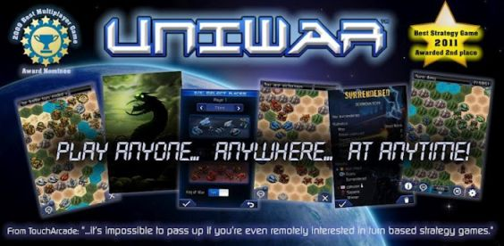 uniwar hd free multiplayer game