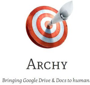 Archy Google Drive Client for Mac