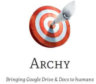 Archy: A Killer Google Drive Client for Mac