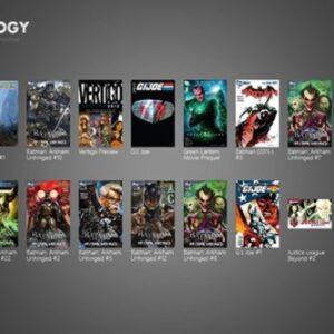 ComiXology Free Comic Book Reader