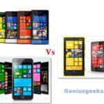 New Windows Phone 8 Handsets 2012