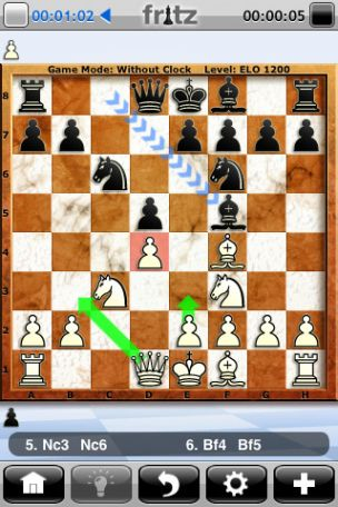 fritz chess for iphone ipad