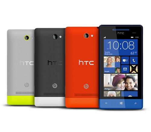 new htc 8s windows phone 8