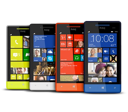 htc 8s wp8 device