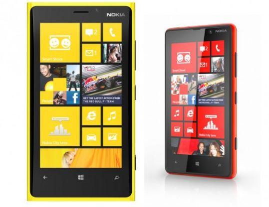 lumia 920 handset
