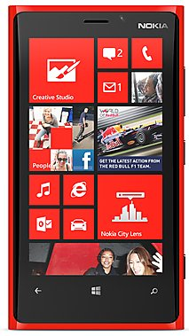 nokia lumia 920 wp8