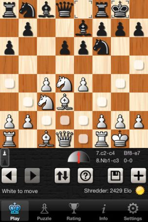 shredder chess app for ios