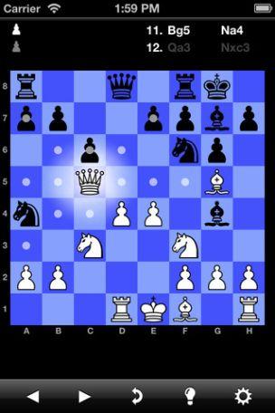 t chess pro ios app