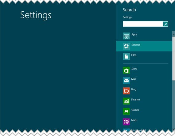 windows+Q option