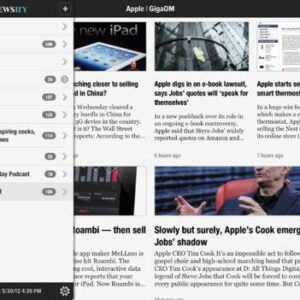 Best Google Reader Client for iPad