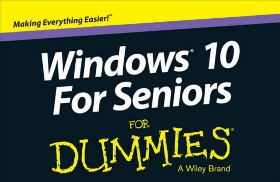 Windows 10 eBook for Dummies