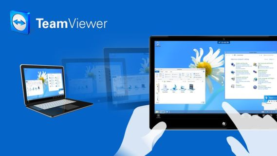 teamviewer for windows 8