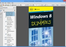 windows 8 dummies book