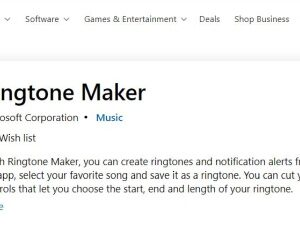 Create Custom Ringtone for Nokia Windows Phone with Ringtone Maker
