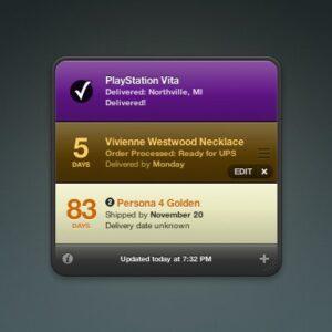 Mac Dashboard Widgets
