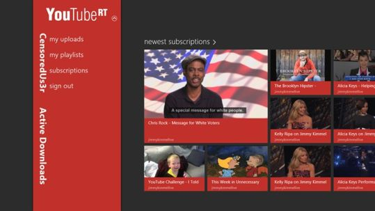 Best YouTube Apps for Windows 8