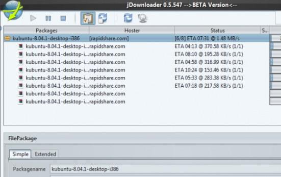 Orbit Downloader, zengin medya indiricisidir, G nt, 252.