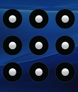 pattern unlock for windows 8