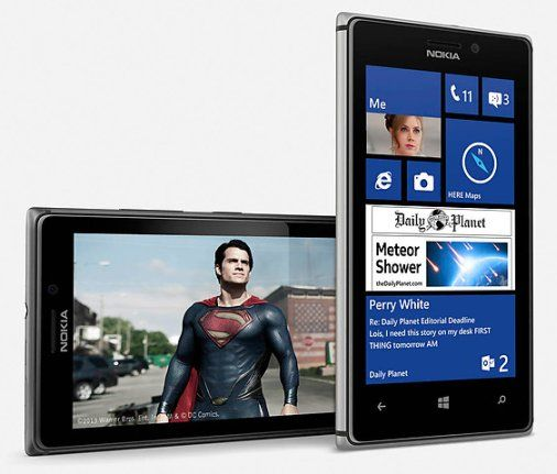 lumia 925 man of steel
