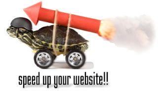 website speed improvement