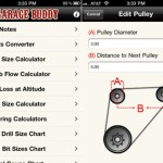 garage buddy for iphone