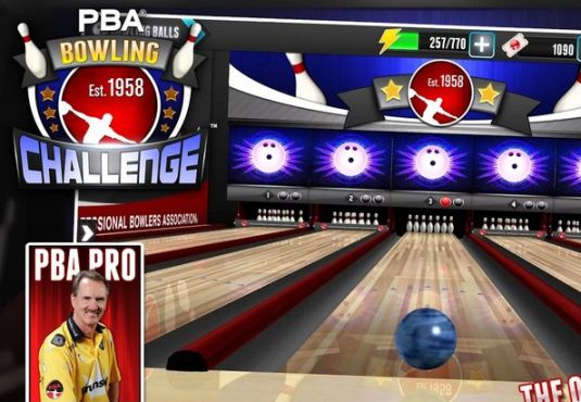 pba bowling game for android