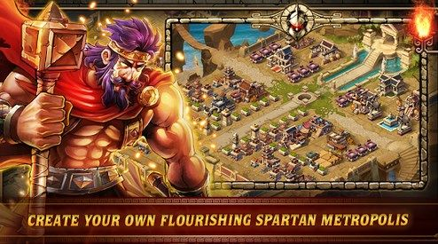spartan wars game for nexus 7